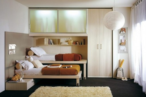 Very Small Bedrooms Designs Idea