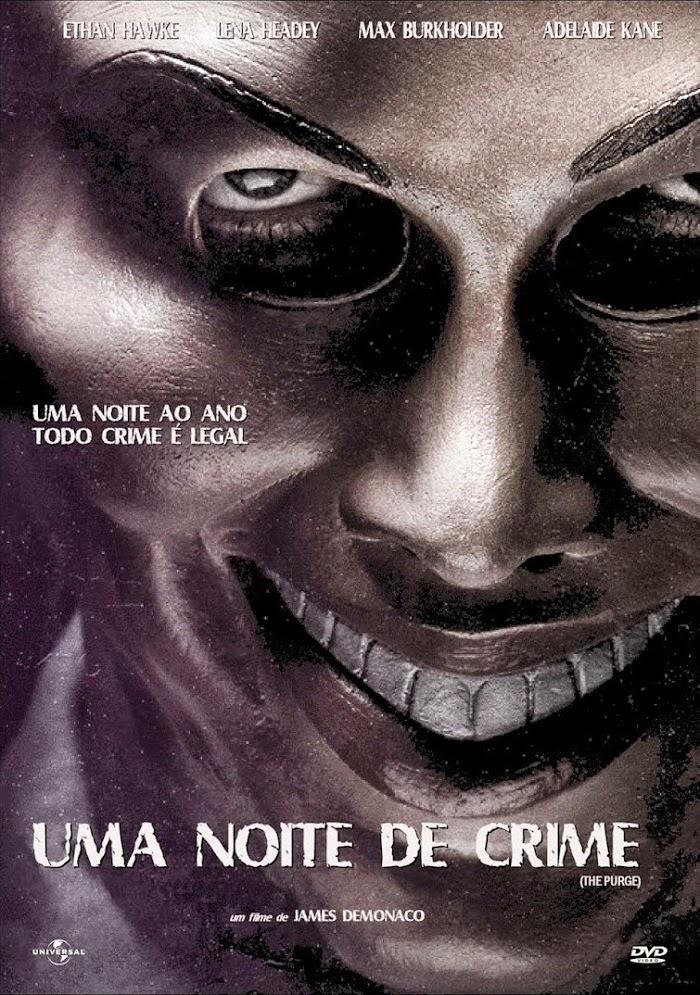 Filme uma noite de crime.