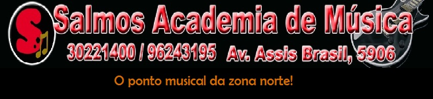 Salmos Academia de Música