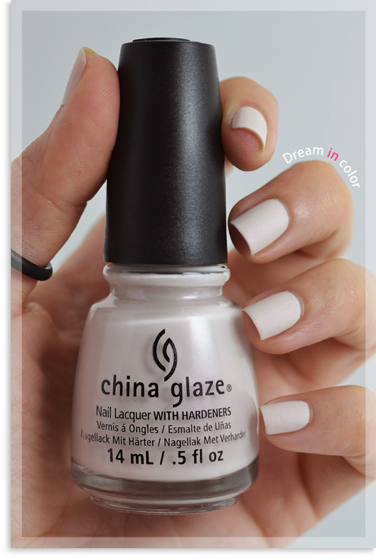 China Glaze Sheer Bliss