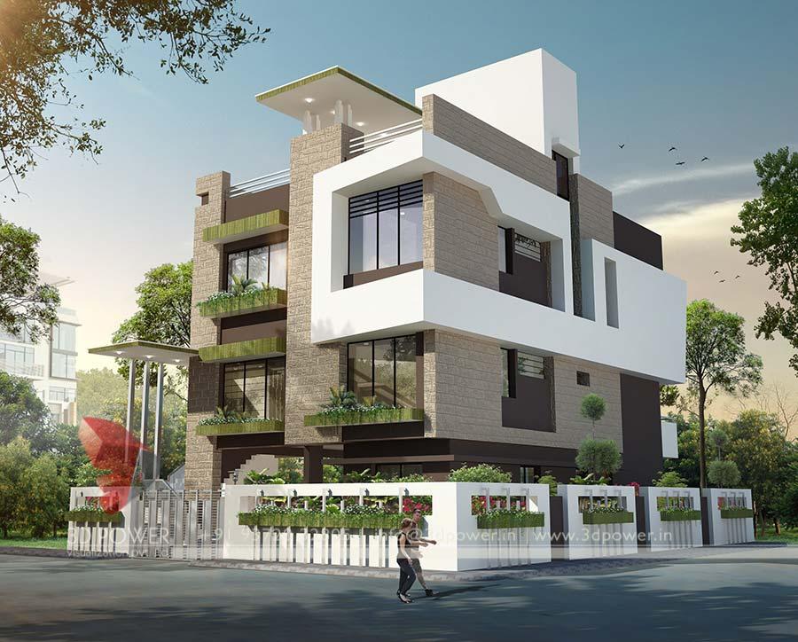 Ultra Modern Home Designs Home Designs Modern Home Design 3D Power