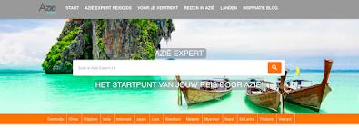 In het Nederlands : Het startpunt voor je reizen