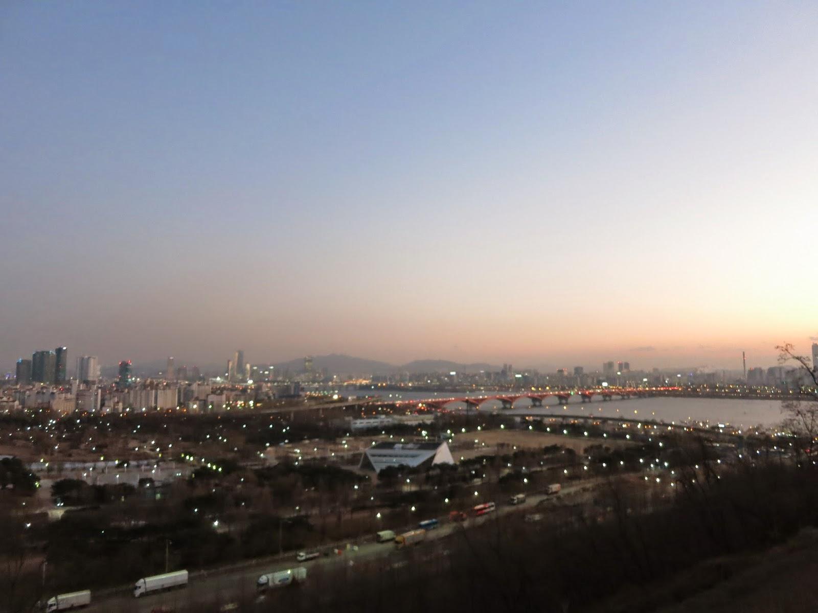Hanuel Park (Sky Park) - Seoul