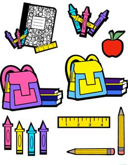 Clip Art School