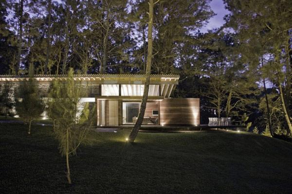 Hogares frescos fin de semana casa de campo en m xico for Casa moderna kw