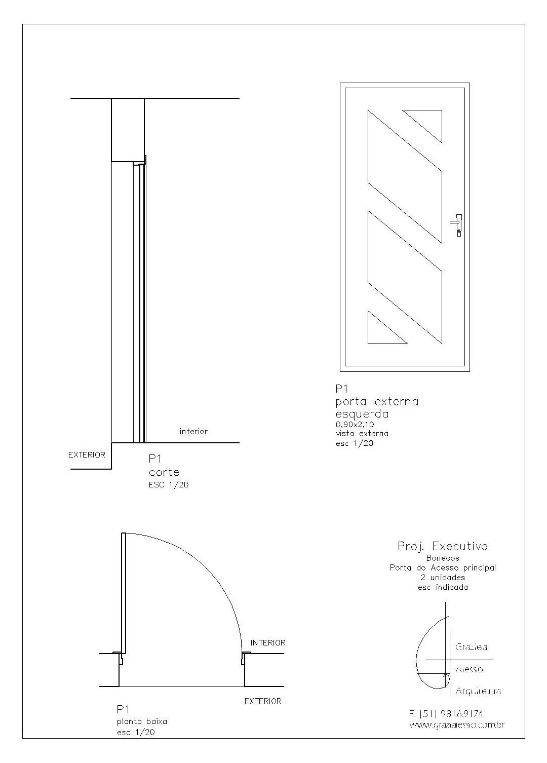 As janelas J7 e J8 foram pensadas para a iluminação do vão da  #484848 1080x1506 Banheiro Bloco Cad