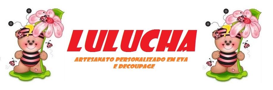 Lulucha Art's em EVA e Decoupage