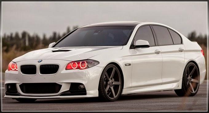 Gambar Modifikasi Mobil BMW