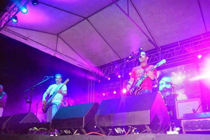 Sanjuaneros disfrutaron del concierto de Viento en Contra