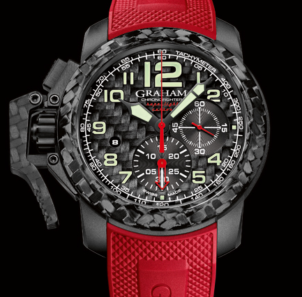 GRAHAM Chronofighter Oversize Superlight Carbon Review