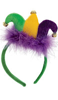 MardiGrasMiniJesterHeadband