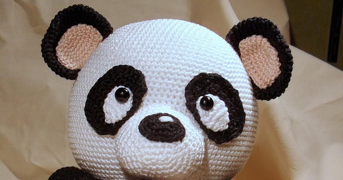 Cindys Gehaakte Blog Panda