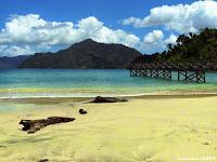 Tempat Wisata Alam Pantai Pasir Putih Trenggalek Yang Indah