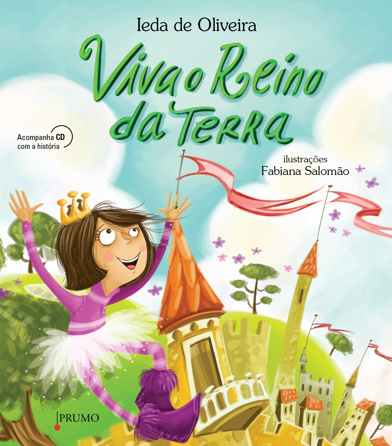 VIVA O REINO DA TERRA LIVRO E CD