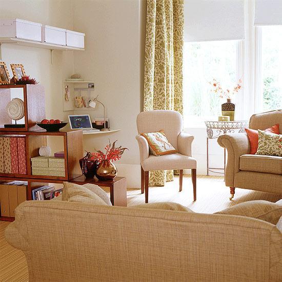 Alkoven Schlafzimmer Wohnideen Living Ideas: New Home Interior Design: Modern Living Room