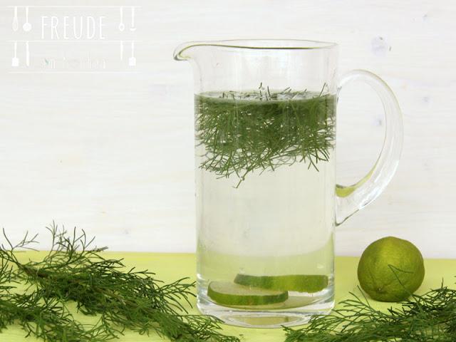 Cola Kraut - Eberraute - Sirup & infused Water - Freude am Kochen