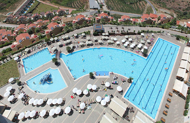 Goldcity Hotel Aquapark View