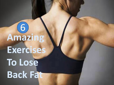 6 Amazing Exercises To Lose Back Fat