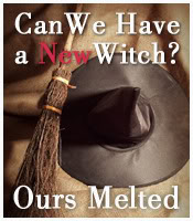Can We Have a New Witch