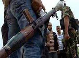 Mercenários atuam na Síria