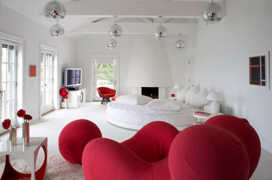 Beach House In The Hamptons White On White Phantom