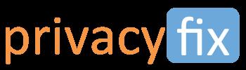 PrivacyFix logo
