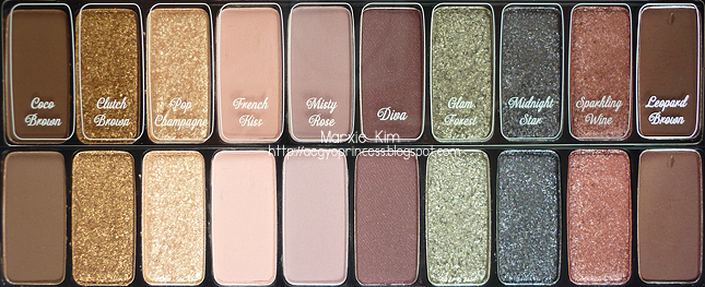 Etude House Play Color Eyes So Chic Play Review and Swatches