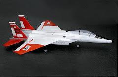 E-flite F-15 Eagle