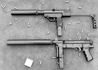 MGP Submachine Gun
