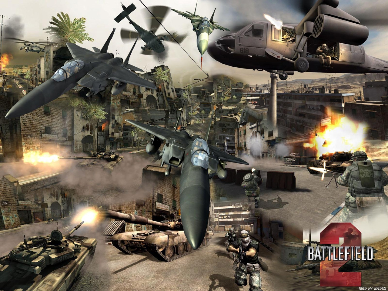 Battlefield 2 Full Version Game Free Download
