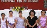 Sonia Cuevas EXALCALDESA Calkiní Madrina Niños Jardines y Primarias en Calkiní. 14jul11.