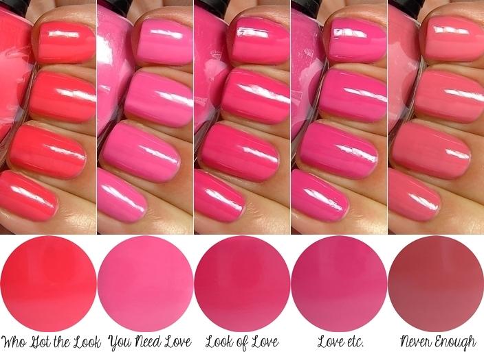 Makeup Revolution Nail Polish