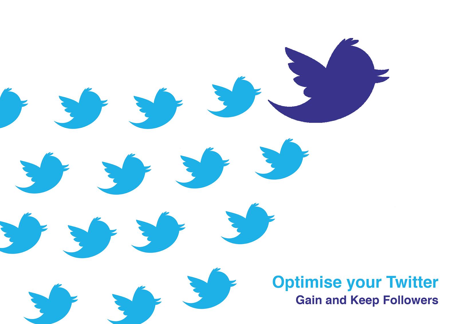 Bird twitter icon in flight