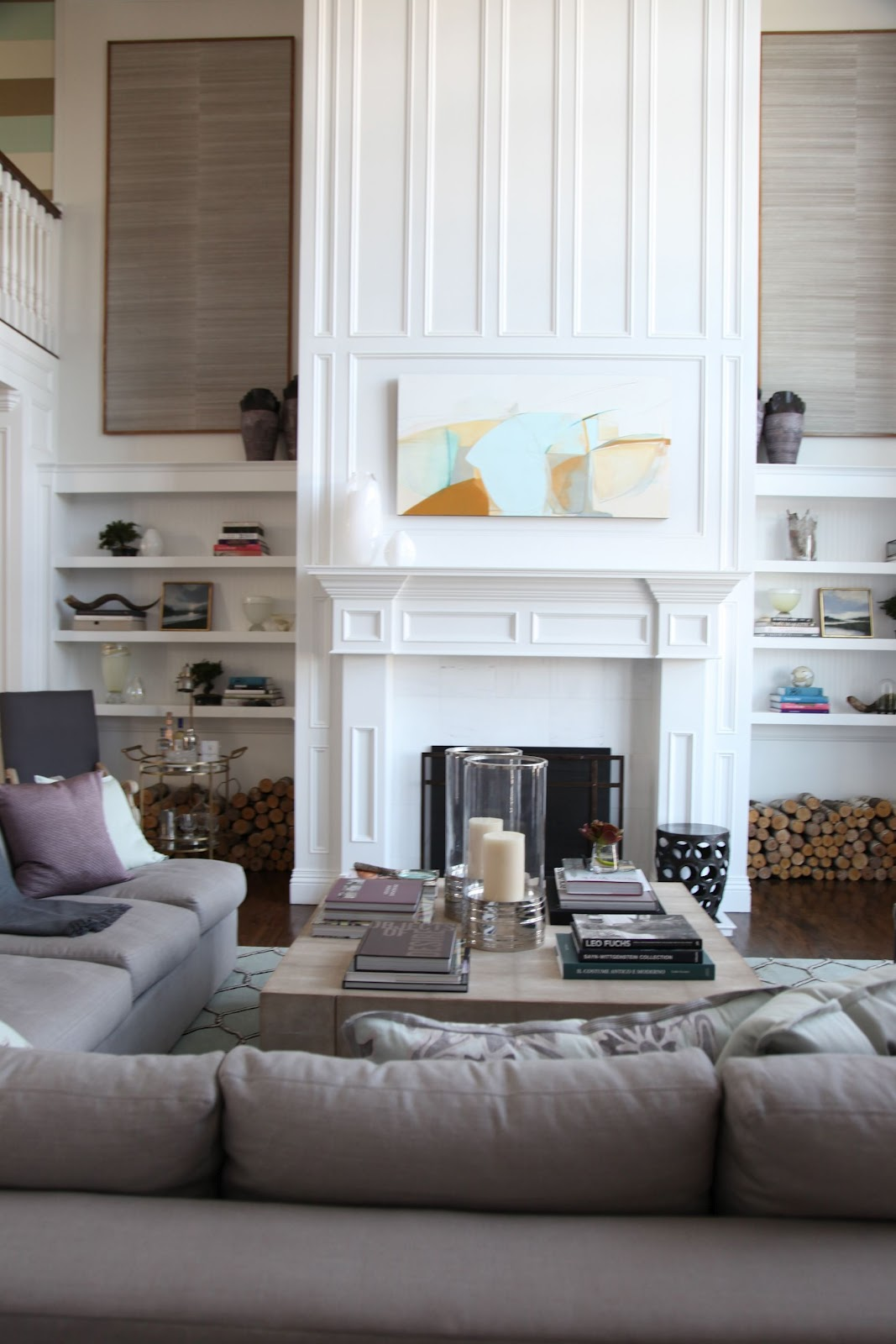 Habitually Chic Hamptons Designer Show House Great Room