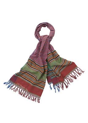organic scarf