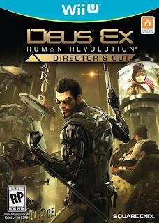 deus ex human revolution directors cut box art Deus Ex: Human Revolution Directors Cut   Release Date Update & Box Art
