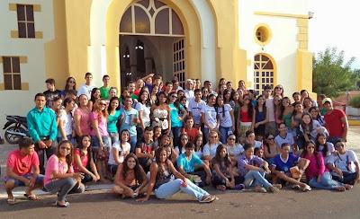 Diocese de Tocantinópolis (TO) promove Encontro da Juventude e Adolescência Missionária
