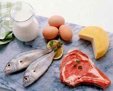 กินอาหารที่มีโปรตีนสูง เร่งผมยาว
