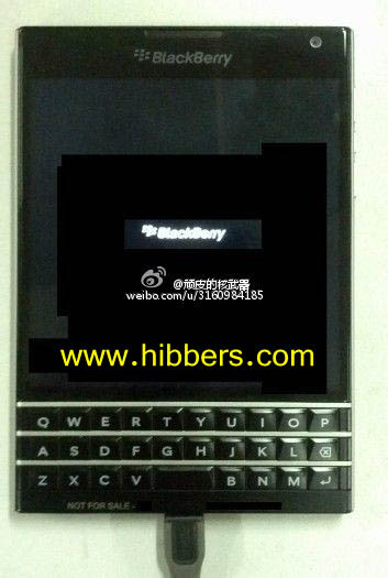 Ini Penampakan BlackBerry Windermere
