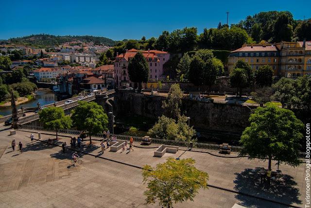 Alameda Teixeira de Pascoaes