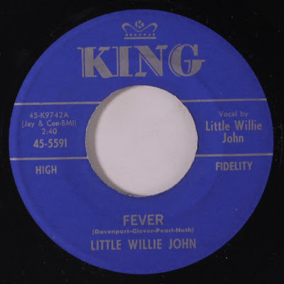Fever. Little Willie John