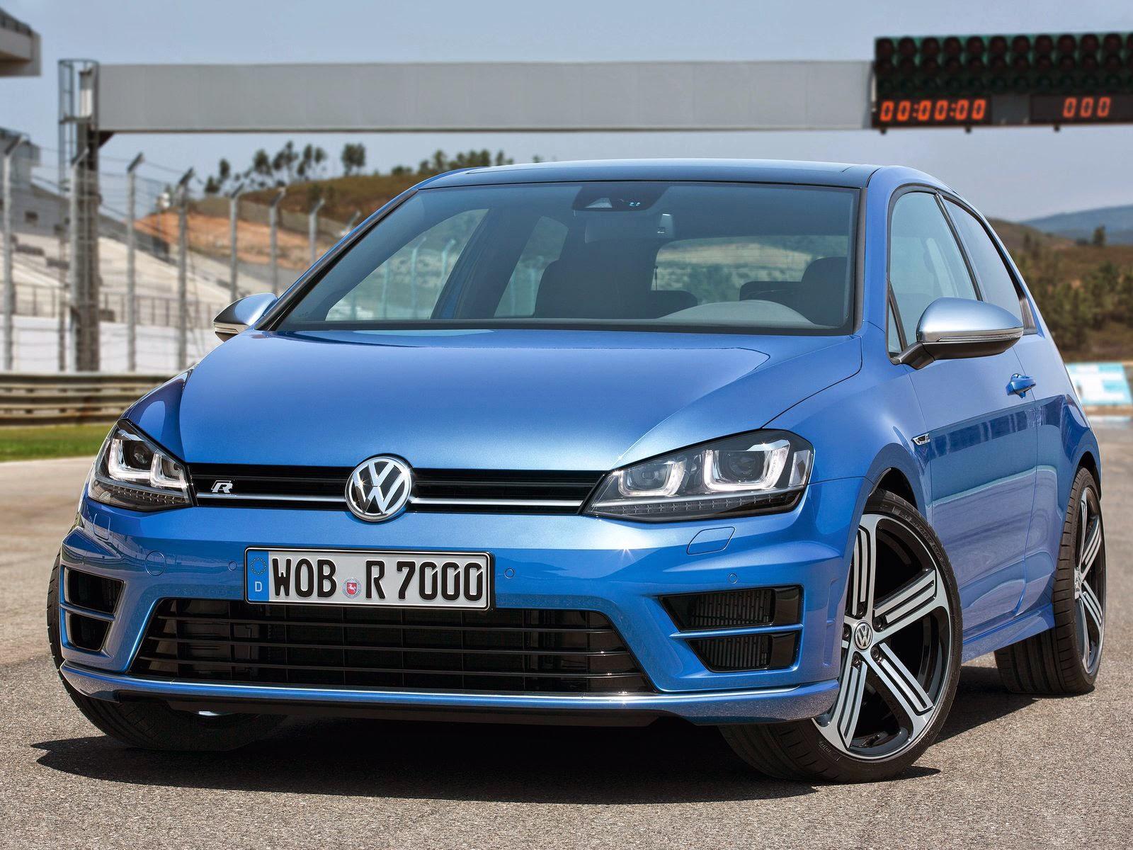 Automotive Database Volkswagen Golf