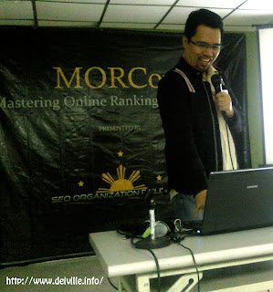 An Overview - Mastering Online Ranking Conference 2011 [MORCon] 11