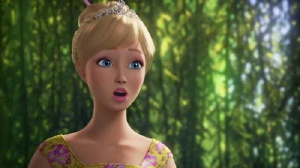 Online barbie secret door evanescence