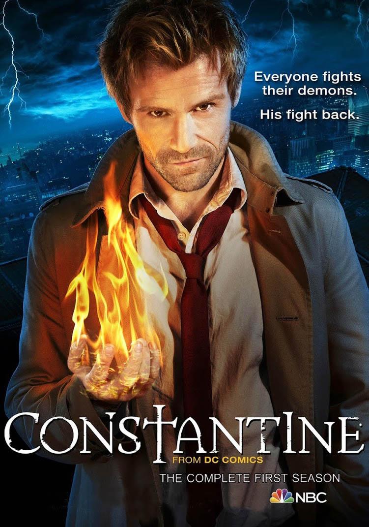Constantine 1ª Temporada Completa Torrent - WEB-DL 1080p Dual Áudio (2015)
