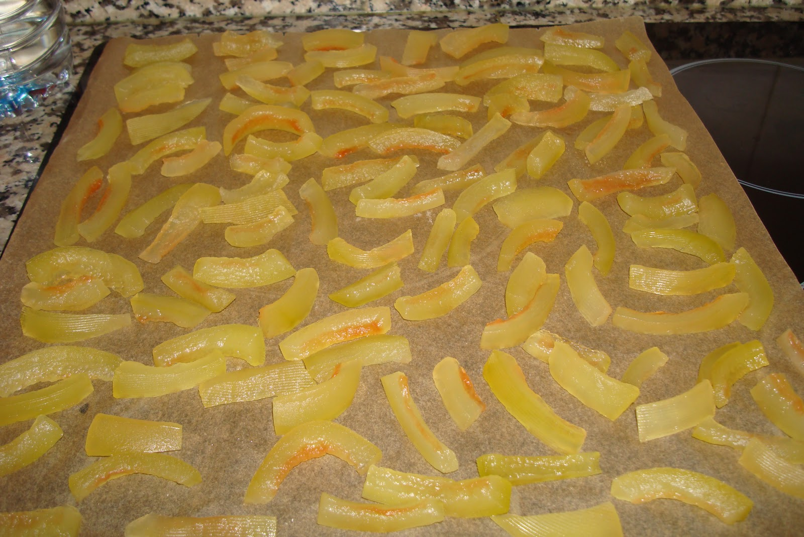 Мармелад из арбузных корок рецепт с фотографиями 87