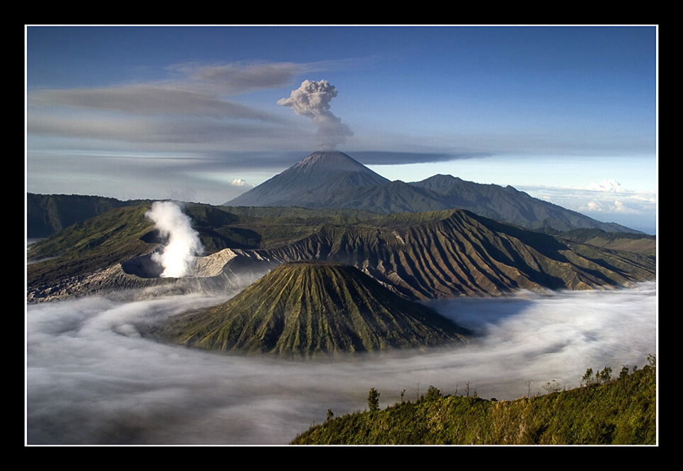 Tour, Hotel dan Home Stay murah di Bromo