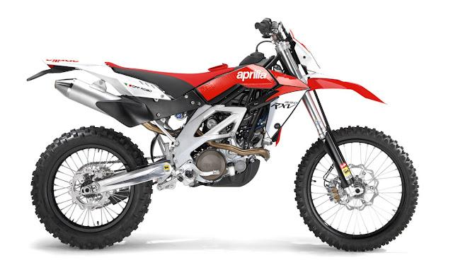 2011-Aprilia-RXV-550-Red