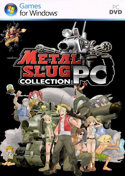 metal slug collection pc portada