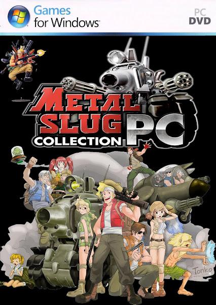 metal slug collection pc portada